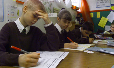 Eleven-year-olds wake up to compulsory spelling and grammar test - EducationGuardian.co.uk | amazing English | Scoop.it