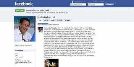 Pourquoi Nicolas Sarkozy a choisi Facebook pour officialiser son retour I Le Monde.fr | Clemi - De la communication, politique, publique, publicitaire... | Scoop.it