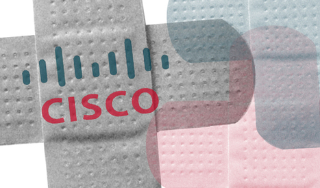 Cisco Patches Hardcoded Password, DoS Vulnerabilities in Software, Devices | Hacking Wisdom | Scoop.it