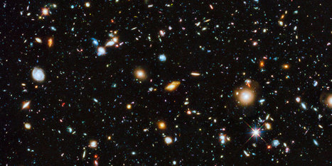 Hubble's Most Spectacular Photo Ever Shows 10,000 Galaxies | Amazing Science | Scoop.it