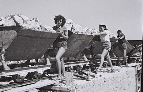 Kibbutz exhibit traces movement's journey, history - The Daily Californian | Modern History Mojoham | Scoop.it
