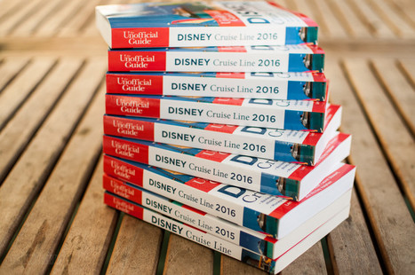 Book Review: The Unofficial Guide to Disney Cruise Line 2016 • The Disney Cruise Line Blog   Cruise Industry Trends   Scoop.it