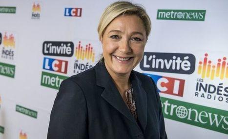 Marine Le Pen : Charlie Hebdo est nul et ignoble - Tendance Ouest   Salvetat Durable   Scoop.it