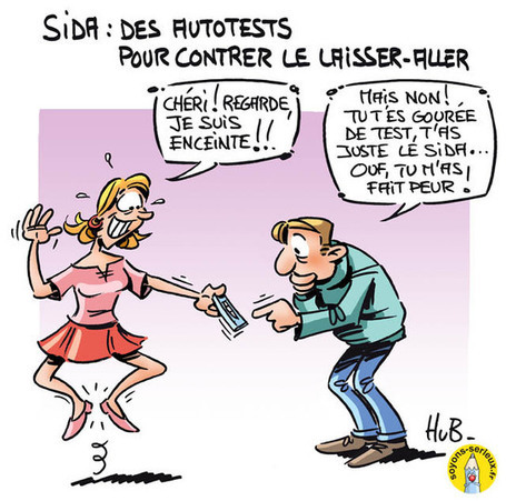 L'autotest, solution de la lutte contre le sida ? | Baie d'humour | Scoop.it