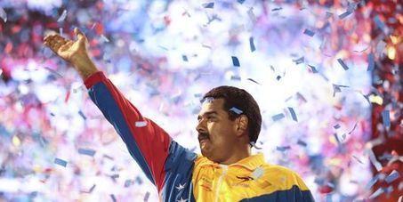 Venezuela : un duel Maduro - Capriles dans l'ombre de Chavez   Geopolitique de l'Amerique Latine   Scoop.it