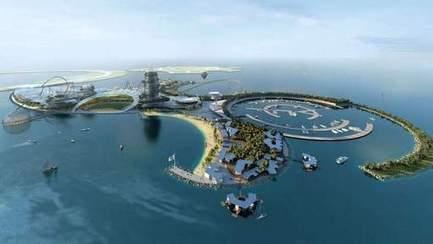Une île artificielle, le projet complètement fou du Real | Mais n'importe quoi ! | Scoop.it
