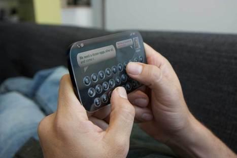 Accesibilidad en la era de los dispositivos de pantalla táctil | Tecnología e inclusión. | Scoop.it