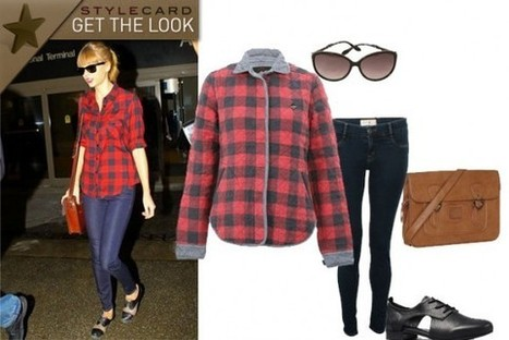 Get The Look: Taylor Swift | StyleCard Fashion Portal | StyleCard Fashion | Scoop.it
