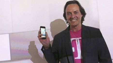 Free iPhone test-drive to be available by T-Mobile - Techniquid | Techniquid | Scoop.it