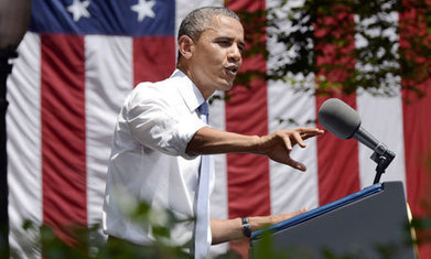 Barack Obama pledges to bypass Congress to tackle climate change | Sustainable imagination | Scoop.it