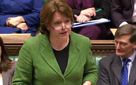 Maria Miller: Workplace designed 'by men for men' - Telegraph | Feminomics - gender balanced leadership | Scoop.it