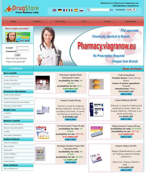 Eu pharmacy viagra