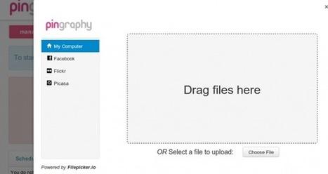 pingraphy, para subir varias fotos al mismo tiempo en Pinterest y agendar publicaciones | Recull diari | Scoop.it