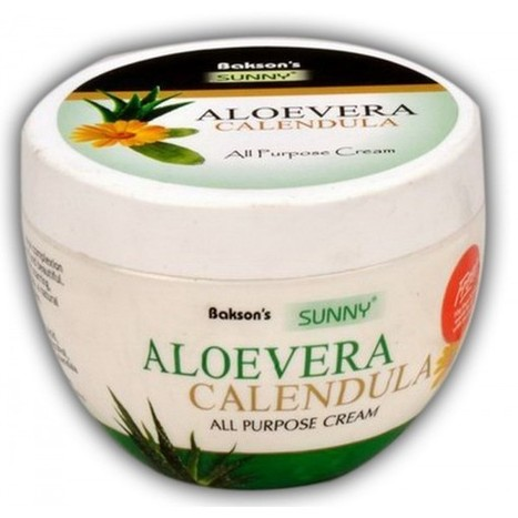 Buy Aloevera Calendula Cream by Bakson's Sunny | Health Products, Personal Care and Home care | Scoop.it