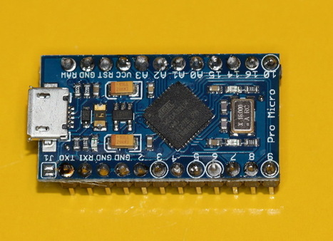 Arduino Pro Micro | DIY Arduino, Android, Photography | Scoop.it