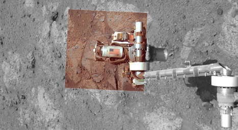 Memorial Image Taken on Mars on September 11, 2011 - NASA Jet Propulsion Laboratory | Planets, Stars, rockets and Space | Scoop.it