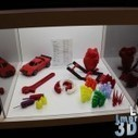 Rapport d'experts sur le 3D Printshow | Les Imprimantes 3D .fr | DIY - Raspberry Pi - Maker | Scoop.it