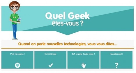 77% des français intéressés par les nouvelles technologies. Et vous ? | Web Marketing | Scoop.it