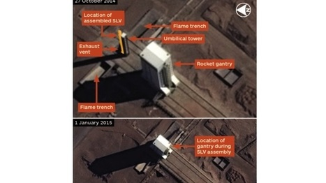 Analysis: Iranian ICBM claim falls short of the mark - IHS Jane's 360 | GEOINT | Scoop.it