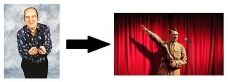 De Chiquito de la Calzada a Hitler en 6 pasos: La magia de la hipertextualidad.   reusados   Scoop.it