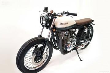 Kawasaki kz400 by Free Custom Cycles Spain | Moto Rivista | vintage motos | Scoop.it