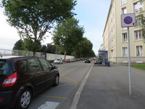 Brest. Boulevard Jean-Moulin, promenade urbaine « Article « Côté ... | Démocratie participative en Rance-Emeraude ... et ailleurs | Scoop.it