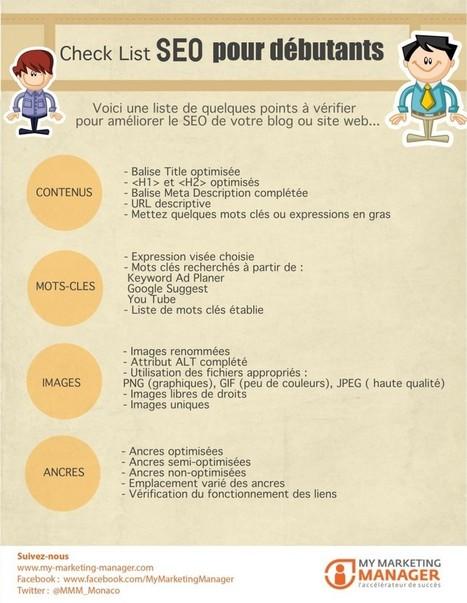 7 astuces SEO pour débutant | Digital Marketing | Scoop.it