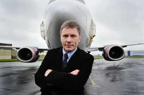 Aviation firm co-founded by Iron Maiden's Bruce Dickinson secures £5m ... - WalesOnline | Iron Maiden | Scoop.it