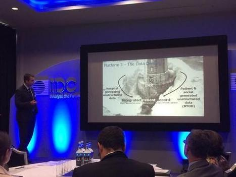 Tweet from @SFindling | IDC Pan European Healthcare Executive Summit 2014 | Scoop.it