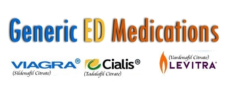 Revolution in ED Medication – Lot More to Choose From | Web News | Scoop.it