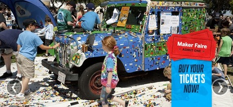 Mark Your Calendar - Bay Area Maker Faire May 18 & 19 | Into the Driver's Seat | Scoop.it