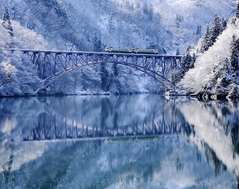 34 lieux qui sont encore mieux en hiver | voyage | Scoop.it