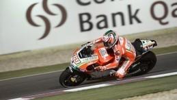 Hayden on second row but Rossi encounters issues | MotoGP World | Scoop.it