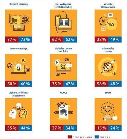 Studie Digitales Lernen Haufe & CrossKnowledge 2015   Fundstücke zu Themen im Bildungsmanagement   Scoop.it