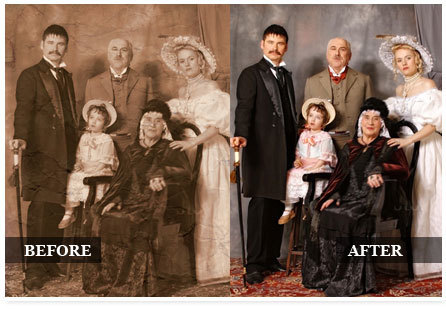 Bringing Your memories back to life | Photo Restoration | Scoop.it