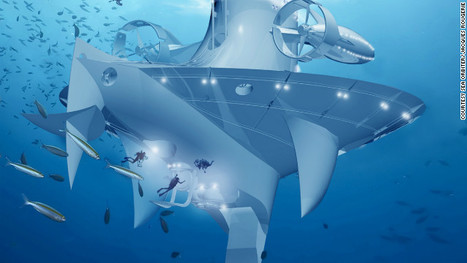 Ship to explore new frontiers of design and oceanography | Sciences & Technology | Scoop.it