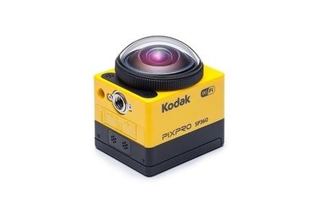 Kodak PIXPRO SP360 Action Camera | foteka | Scoop.it
