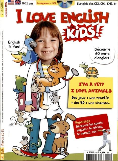 I love english Kids | Revue de Presse ! | Scoop.it