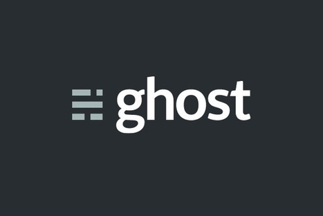 "Ghost: ""Free.Open.Simple"" 