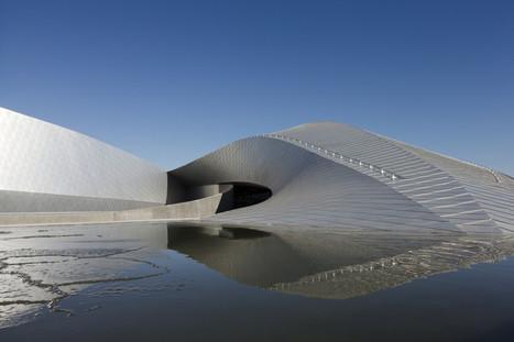 25 nuevos edificios que están cambiando el mundo de la arquitectura (FOTOS)   +Arquitectura   Scoop.it
