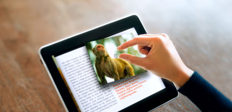 Livros digitais valem o investimento | Educational Innovations | Scoop.it