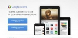 Google Currents – Content Curation for Mobile. | Wepyirang | Scoop.it