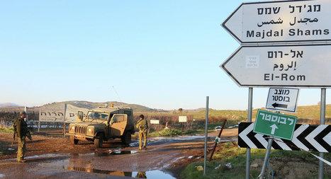 Israel Says Russian Warplane 'Briefly' Entered Airspace Over Golan Heights | Qu'est-ce qu'un réseau d'affaires ? | Scoop.it