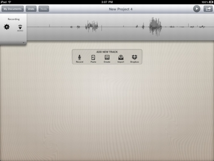 iPad & iPhone Music App Review: Hokusai Audio Editor | New Web 2.0 tools for education | Scoop.it