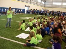 Fuel Up to Play 60 Pep rally kicks off promotion for healthy food and exercise ... - My SSnews.com   School Nursing   Scoop.it