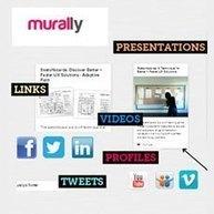 Mural.ly : Arma murales con contenido multimedia para trabajar colaborativamente | compaTIC | Scoop.it