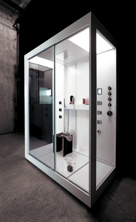 A Shower Enclosure to Suit Every Style and Environment | Shower enclosures | Scoop.it