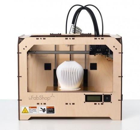 DENTELLE 3D Printed Lampshades by Samuel Bernier » CONTEMPORIST | Du mobilier, ou le cahier des tendances détonantes | Scoop.it