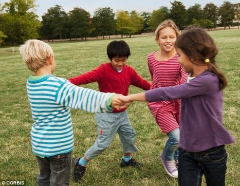 Growing up surrounded by green spaces helps boost a child's memory | Kindergarten | Scoop.it