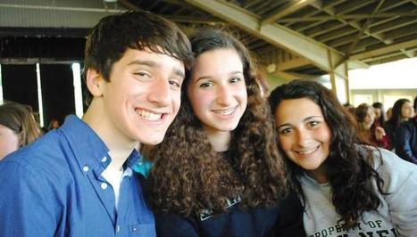 Getting Your Teen Involved in Jewish Life: The NFTY Experience | Jewish Education Around the World | Scoop.it